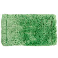 Unger PHW20 8 inch Green Microfiber Washing Pad