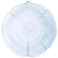 Cardinal Arcoroc G6594 Leafen 8 7/8 inch Soup Plate - 12/Case