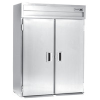 Delfield SMRRI2-S 74.72 Cu. Ft. Two Section Solid Door Roll In Refrigerator - Specification Line