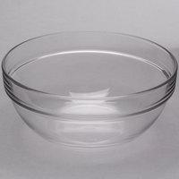 Arc Cardinal Arcoroc G2102 64 oz. Stackable Glass Bowl - 6/Case
