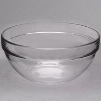 Arc Cardinal Arcoroc E5618 94 oz. Stackable Glass Bowl - 6/Case