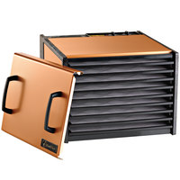 Excalibur D900CP Copper Nine Rack Food Dehydrator with Timer - 600W