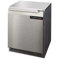 Continental Refrigerator UC27 27 inch Low Profile Undercounter Refrigerator - 7.4 Cu. Ft.