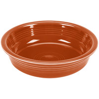 Homer Laughlin 461334 Fiesta Paprika 19 oz. Medium Bowl - 12/Case