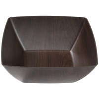 American Metalcraft VDB11 4.75 Qt. Espresso Finish Square Bowl