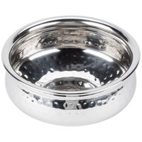 American Metalcraft HB6 27 oz. Stainless Steel Moroccan Hammered Bowl