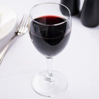 Arcoroc 50143 Elegance 10.5 oz. Glass Goblet by Arc Cardinal - 36/Case