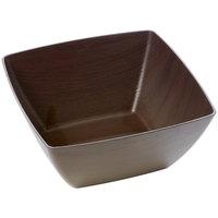 American Metalcraft VDB9 2.6 Qt. Espresso Finish Square Bowl