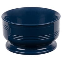 Cambro MDSB9497 Navy Blue Insulated 9 oz. Bowl - Shoreline Meal Delivery System - 12/Pack