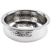 American Metalcraft HB7 38 oz. Stainless Steel Moroccan Hammered Bowl
