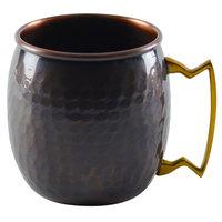 10 Strawberry Street COP-MINIANT 2 oz. Copper Mini Mug