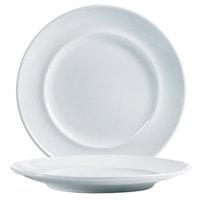 Cardinal Arcoroc S1504 Rondo 8 5/8 inch Salad / Dessert Plate - 36/Case