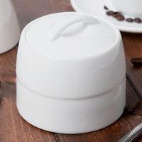 Arcoroc S1516 Rondo 10 oz. Covered Sugar Bowl by Arc Cardinal - 12/Case