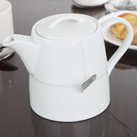 Arcoroc S1521 Rondo 20 oz. Teapot with Cover by Arc Cardinal - 12/Case