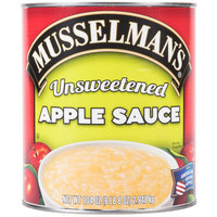 Musselman's Natural Unsweetened Apple Sauce #10 Can
