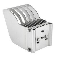 Edlund AS022 Replacement 3/8 inch Pusher Assembly for ARC! Series Fruit and Vegetable Slicers