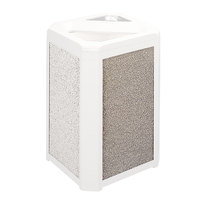 Rubbermaid FG400200CORL Coral Aggregate Panel for FG396600 and FG396700 Landmark Series Classic Containers