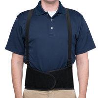 Black Back Support Belt - Large