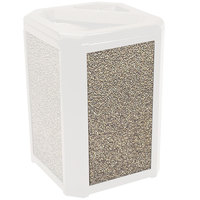 Rubbermaid 400300 Coral Aggregate Panel for FG397000, FG397001, FG397088, FG397100, and FG397200 Landmark Series Classic Containers (FG400300CORL)