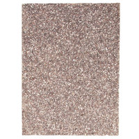 Rubbermaid FG400300BSTON Brown Stone Aggregate Panel for FG397000, FG397001, FG397088, FG397100, and FG397200 Landmark Series Classic Containers