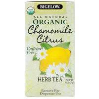 Bigelow Organic Chamomile Citrus Herb Tea - 20 / Box
