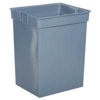 Rubbermaid FG256K00GRAY Glutton Gray Rigid Plastic Liner for FG256B00 Container 42 Gallon