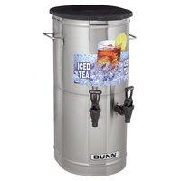 Bunn 37750.0002 TCD-2 Dual Head 2 Gallon Iced Tea Concentrate Dispenser