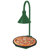 Hatco GRSSR20-DL77516 Glo-Ray 20 inch Green and Night Sky Heated Stone Shelf with Display Lamp - 120V, 650W