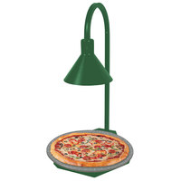 Hatco GRSSR20-DL77516 Glo-Ray 20 inch Green and Sawgrass Heated Stone Shelf with Display Lamp - 120V, 650W