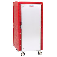 Metro C549N-SU C5 4 Series Full Size Insulated Stainless Steel Hot / Cold Holding Cabinet with Universal Slides