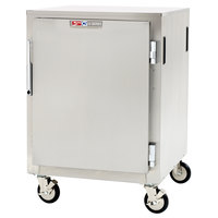 Metro C5U5-SF Half Size Insulated Stainless Steel Hot / Cold Holding Cabinet with Fixed Lip Load Slides