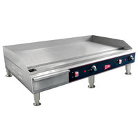 Cecilware EL1636 36 inch Electric Griddle - 240V