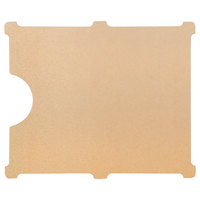 Cal-Mil 200RPLC CUTBRD 810-52 Replacement Cutting Board - 20 7/8 inch x 17 3/8 inch x 1/4 inch