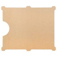 Cal-Mil 200RPLC CUTBRD 810-52 20 7/8 inch x 17 3/8 inch x 1/4 inch Replacement Cutting Board