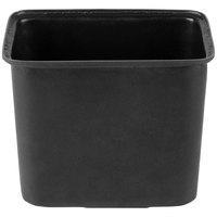 Rubbermaid L135 Rectangular Rigid Plastic Liner for FG135 Container 1.3 Gallon (FGL135)