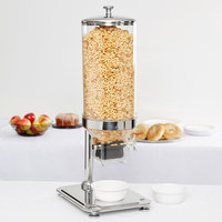 Vollrath T3660 D-Lux 8 Liter Single Cereal Dispenser