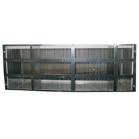 Turbo Air Replacement Aluminum Grille For PTAC Units