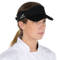 Headsweats 7714-202 Black Eventure Fabric Velocity Visor