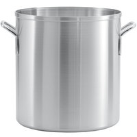 Vollrath 67580 Wear-Ever Classic 80 Qt. Aluminum Stock Pot