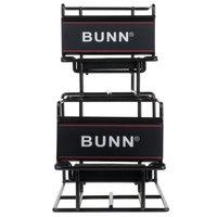 Bunn 35728.0000 UNIV-2 APR Two Tier Two Pot Universal Airpot Rack