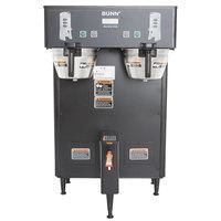 Bunn 34600.0005 BrewWISE Black Dual ThermoFresh DBC Brewer - 120/208V