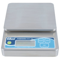 Edlund WSC-20 Poseidon 20 lb. Waterproof Digital Portion Scale