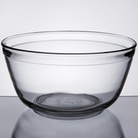 Anchor Hocking 81629AHG18 4 Qt. Glass Mixing Bowl
