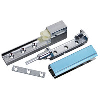 Pitco P9302-28 Equivalent 5 3/4 inch x 1 1/16 inch Edge Mount Cam Lift Door Hinge with 1 inch Offset