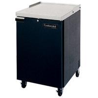 Continental Refrigerator BBC24 24 inch Solid Door Back Bar Refrigerator