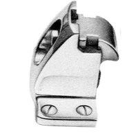Kason 10055000112 2 7/16 inch x 4 1/4 inch Adjustable Door Strike - 1 1/8 inch to 1 5/8 inch Offset