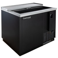 Continental Refrigerator CBC37 37 inch Black Horizontal Bottle Cooler