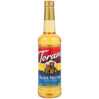 Torani 750mL Agave Nectar Flavoring Syrup