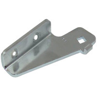 Kason 11556000011 3 11/16 inch Top Left Hand Door Bracket