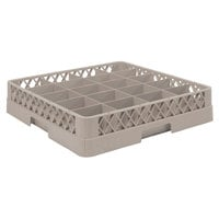 Vollrath TR5 Traex® Full-Size Beige 20-Compartment 3 inch Cup Rack